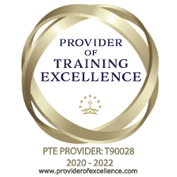 provider of training excellence award