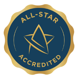 all star accredited 2019