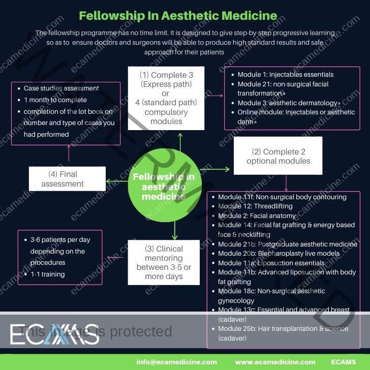 fellowship in aesthetic medicine
