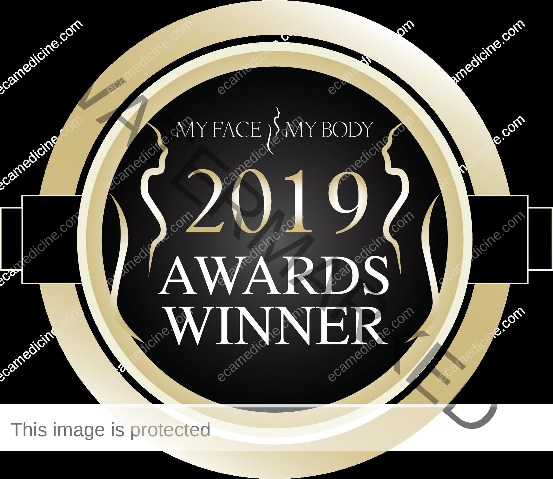 Winner Awards Digital Badge 2019