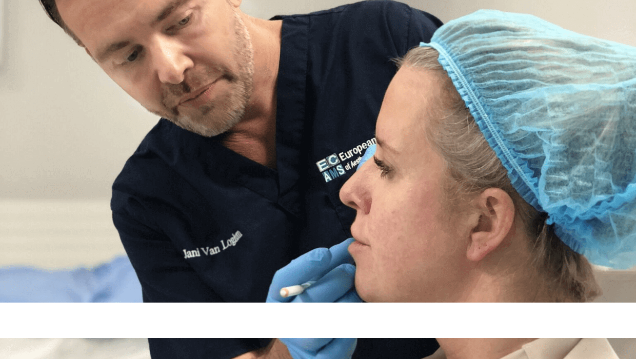 non-surgical chin and jawline contouring