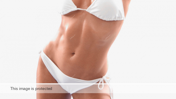 high-def female body course