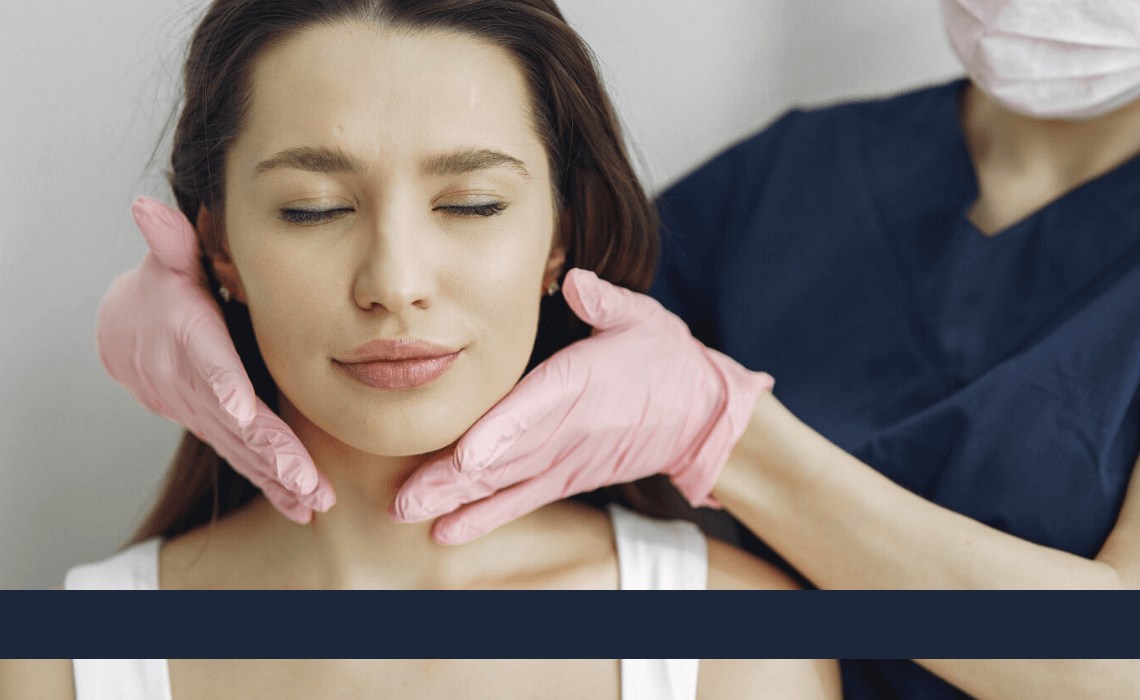 management of neck aesthetic training online