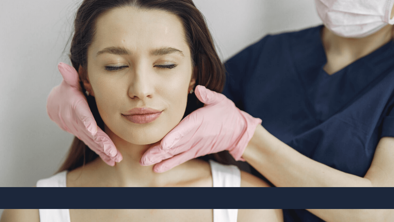 management of neck aesthetic training online