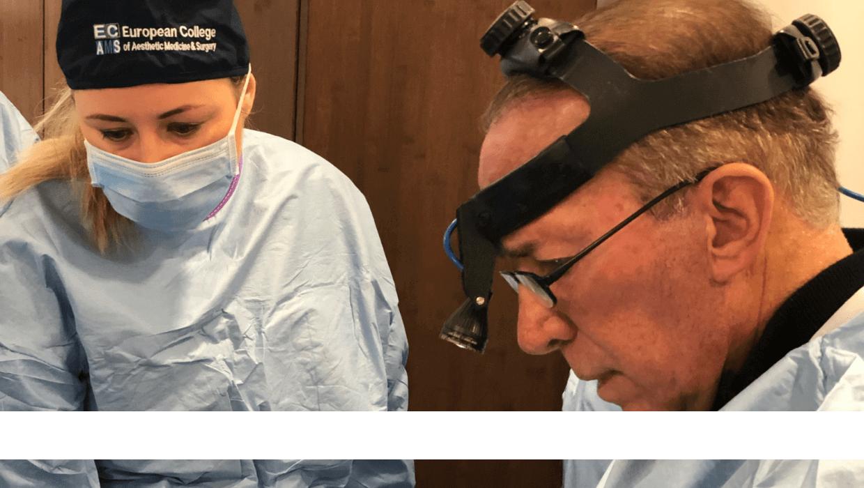 blepharoplasty facial aesthetic training hands on advanced