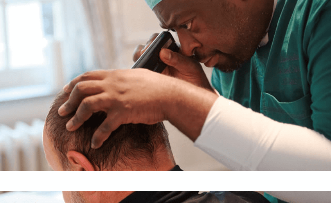 aesthetic hands on training hair transplantation
