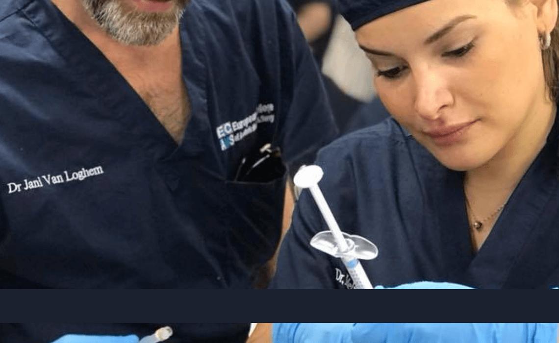 non surgical facial injectables training course
