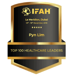 ifah top 100 healthcare award