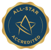 aesthetic all star accredited training award